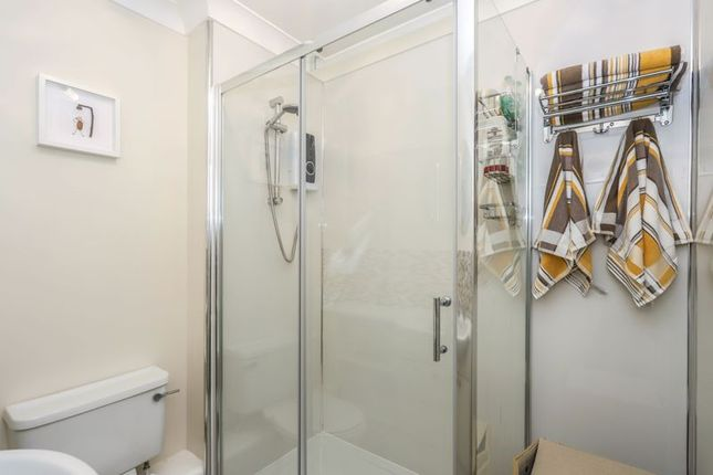 Shower Room of Eversley Street, Glasgow G32