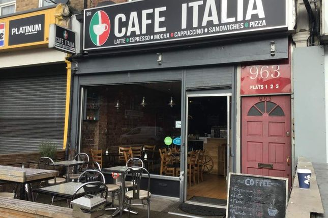 Thumbnail Restaurant/cafe for sale in Romford Road, London