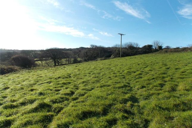 Thumbnail Land for sale in Part Of Carne View, Lanner, Redruth