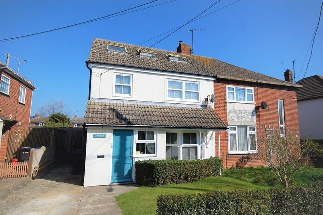 Thumbnail Semi-detached house for sale in Friars Close, Whitstable