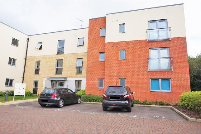 Thumbnail Flat to rent in Birdwing Walk, Stevenage