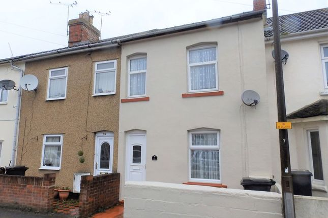 3 bed terraced house for sale in Bright Street, Swindon