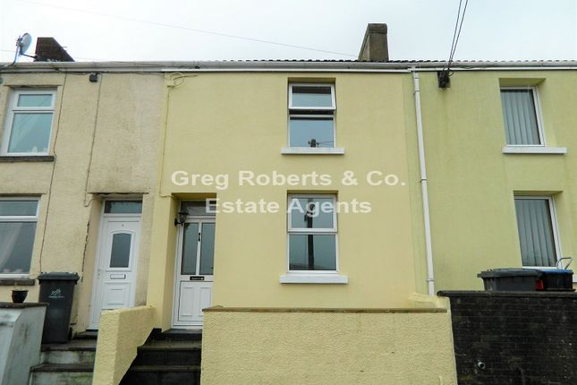 Thumbnail Terraced house for sale in Kimberley Terrace, Tredegar