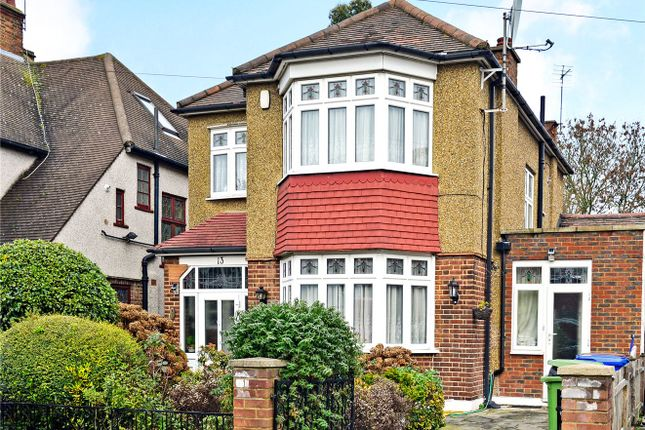 Thumbnail Link-detached house for sale in Shelbury Road, East Dulwich, London