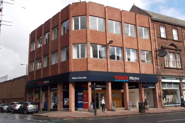 Office to let in Victoria Viaduct, Victoria House, Carlisle