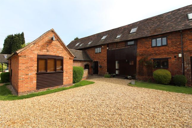 3 bed barn conversion for sale in The Paddock Tudor Court, Church Lane, Ash Green