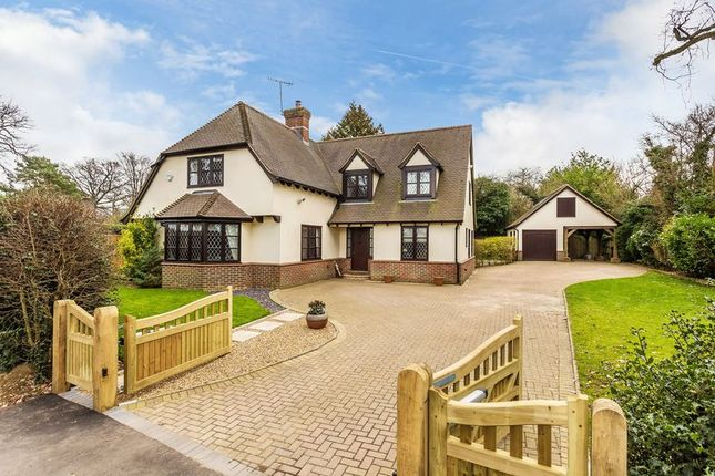 Thumbnail Detached house for sale in Worth Park Avenue, Crawley