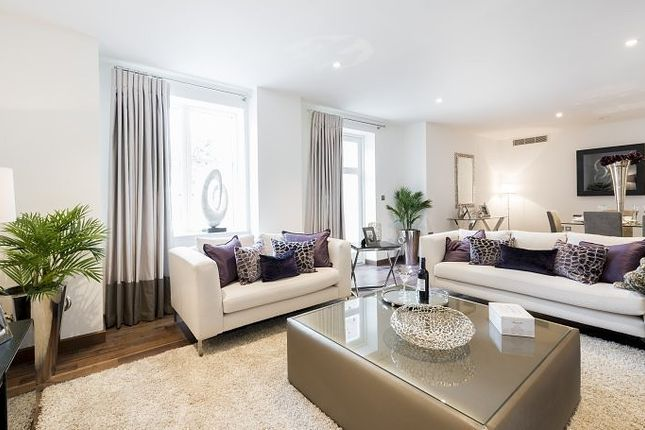 Thumbnail Flat for sale in Viceroy Lodge, Queens Road, Hendon