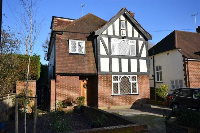 Thumbnail Detached house for sale in Rowantree Road, Enfield, Middlesex