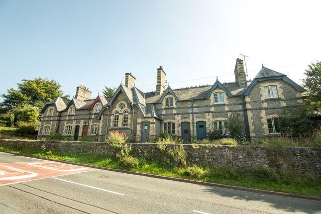 Thumbnail Terraced house for sale in The Terrace, Presteigne, Powys