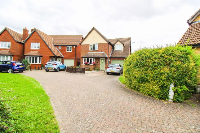 Thumbnail Detached house for sale in Pilkingtons, Church Langley, Harlow