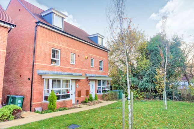 Thumbnail Semi-detached house for sale in Cardinal Place Maybush, Southampton