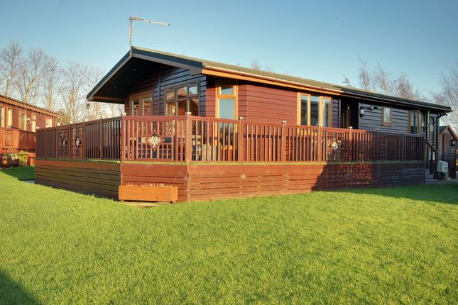 Thumbnail Mobile/park home for sale in Routh, Beverley