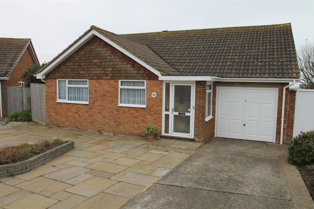 Thumbnail Detached bungalow for sale in Saxon Rise, Bexhill-On-Sea