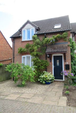 Thumbnail End terrace house to rent in Forge Close, Benson, Wallingford
