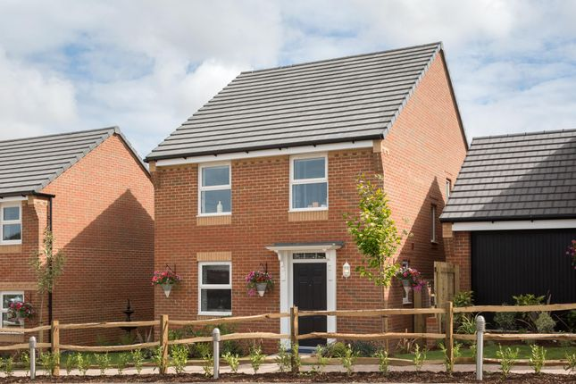 "Thumbnail Detached house for sale in ""Ingleby"" at Hanzard Drive, Wynyard Business Park, Wynyard, Billingham"