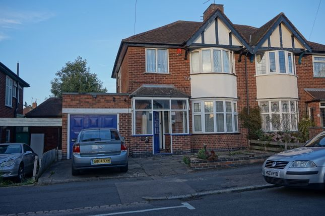 Front of Barbara Avenue, Leicester LE5