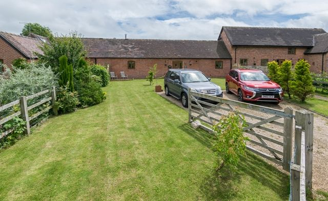 Thumbnail Barn conversion to rent in Longnor, Shrewsbury