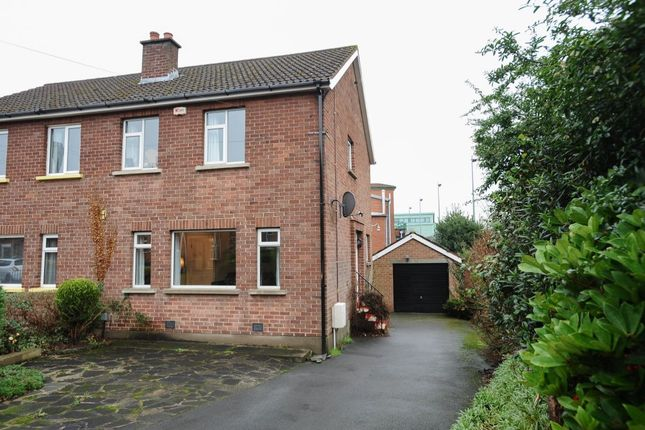 3 bed semi-detached house for sale in Pasadena Gardens, Ballyhackamore, Belfast