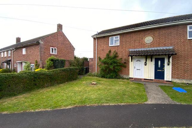 2 bed semi-detached house to rent in Newleaze, Steeple Ashton, Trowbridge BA14