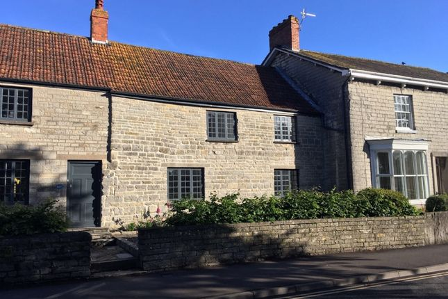 Thumbnail Terraced house to rent in High Street, Street