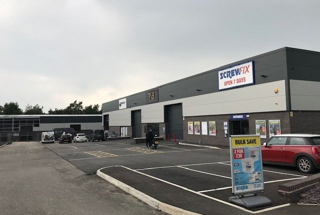 Thumbnail Industrial to let in Barrow Brook Trade Park, Barrow Brook, Clitheroe
