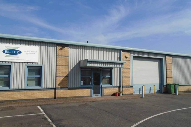 Thumbnail Light industrial to let in Unit 5 Littlers Point, Trafford Park, Manchester