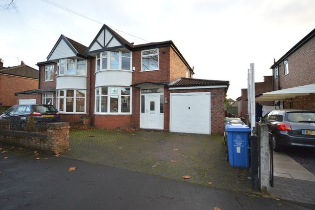 3 bed semi-detached house to rent in Woodheys Drive, Sale M33
