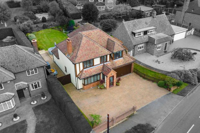Detached house for sale in Hollybush Lane, Flamstead, St. Albans
