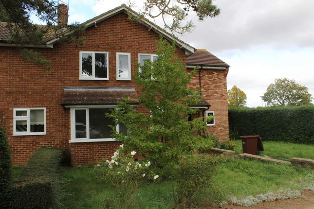 Thumbnail Semi-detached house to rent in Purwell Lane, Hitchin