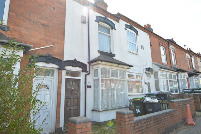 Thumbnail Terraced house for sale in Woodlands Street, Smethwick, Smethwick