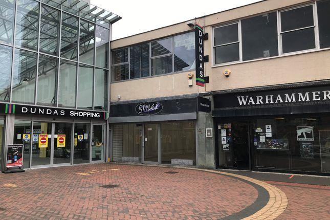 Thumbnail Retail premises to let in 37 Dundas Street, Middlesbrough