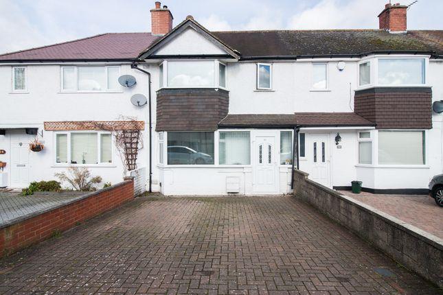Thumbnail Terraced house to rent in Clyfford Road, Ruislip