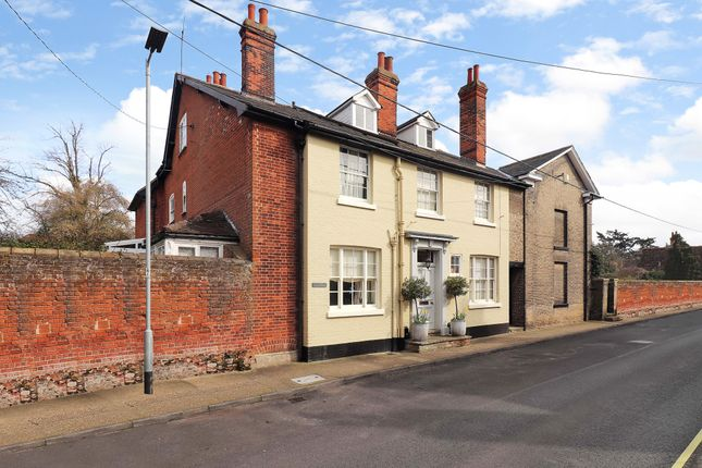 Thumbnail Town house for sale in Hadleigh, Ipswich, Suffolk