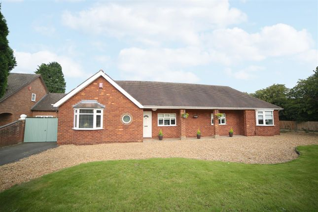 Thumbnail Bungalow for sale in Wellington Road, Muxton, Telford