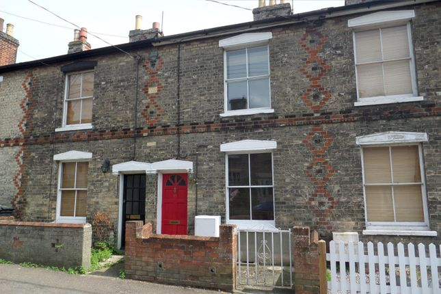 Thumbnail Terraced house to rent in New Street, Sudbury