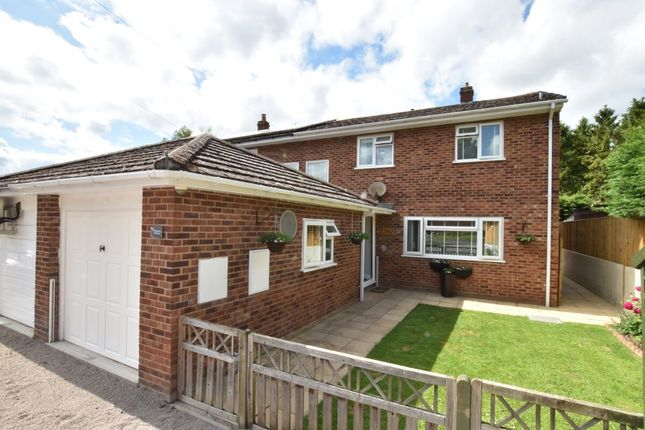 Thumbnail Semi-detached house for sale in Mill Lane, Badsey, Evesham
