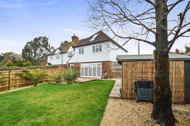 Thumbnail Terraced house for sale in Goldhurst Green, Icklesham, Winchelsea