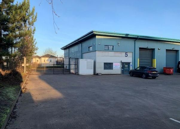 Thumbnail Industrial for sale in Unit 5 Drakehouse Court, Hamilton Road, Sutton-In-Ashfield, Notts