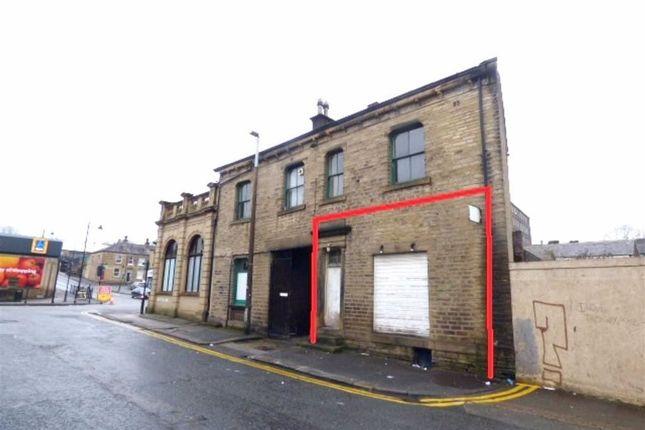 Thumbnail Restaurant/cafe to let in George Street, Milnsbridge, Huddersfield