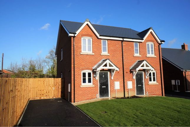 Thumbnail Semi-detached house for sale in No 5 Perry Orchard, Stratford-Upon-Avon
