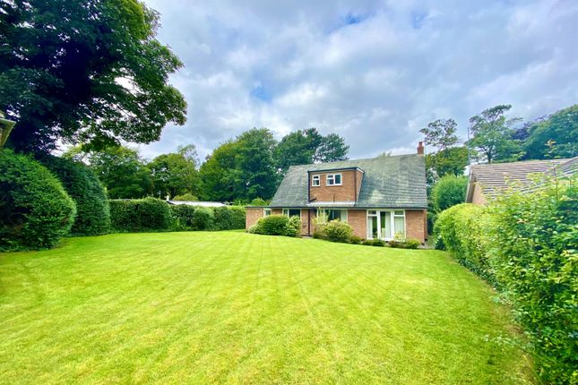 Thumbnail Detached house for sale in Quarry Road East, Heswall, Wirral