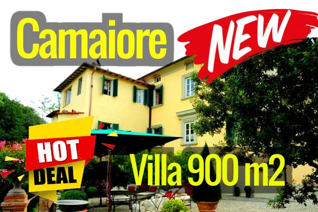 Thumbnail Villa for sale in Hills 1, Camaiore, Lucca, Tuscany, Italy