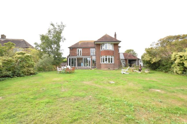 Thumbnail Detached house for sale in Harley Shute Road, St. Leonards-On-Sea