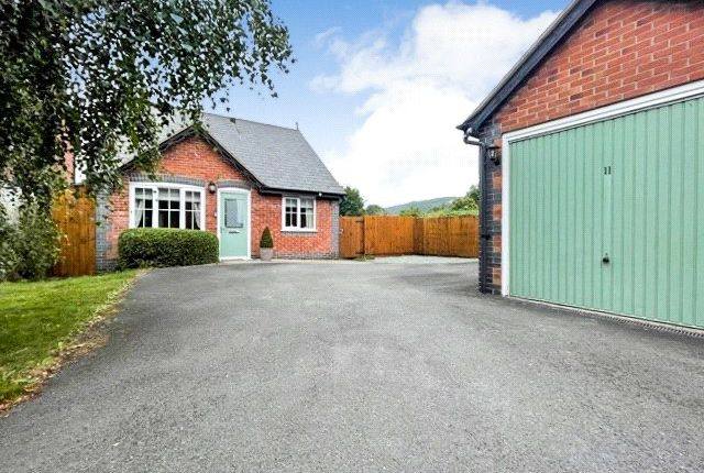 Thumbnail Bungalow for sale in Heatherwood, Forden, Welshpool, Powys