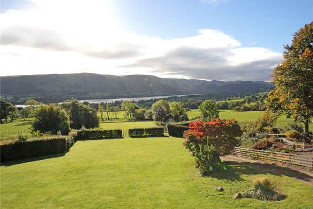 Thumbnail Flat for sale in Flat 5, Wreay Mansion, Watermillock, Penrith