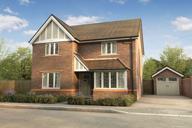 """Thumbnail Detached house for sale in """"The Harwood"""" at Church Lane, Wistaston, Crewe"""