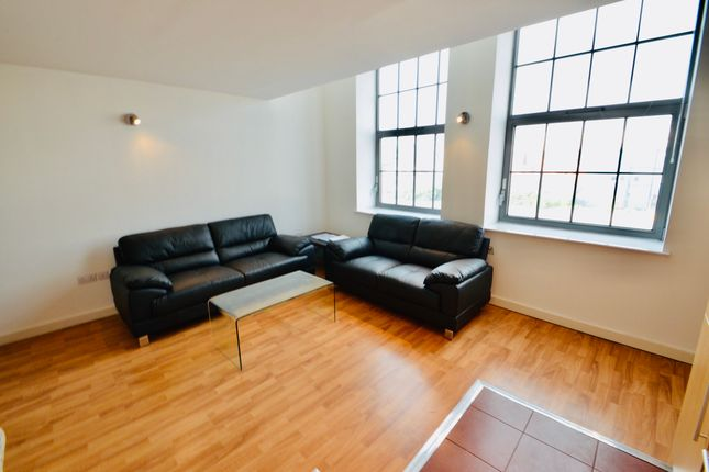 Living Area of Queens Road, Nottingham NG2
