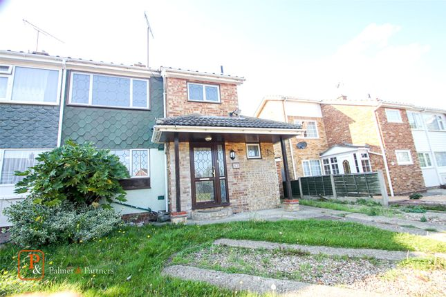 Thumbnail Semi-detached house to rent in Craigfield Avenue, Clacton On Sea, Essex