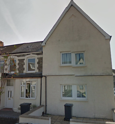 Thumbnail End terrace house to rent in Harriet Street, Cardiff